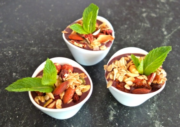 Acai Berry Pot