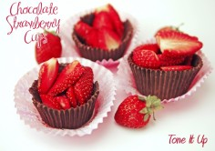 ChocolateStrawberryCups